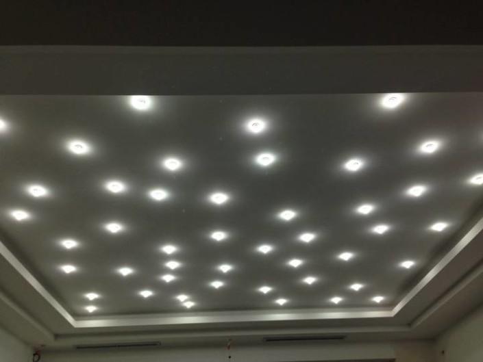 spušteni strop
